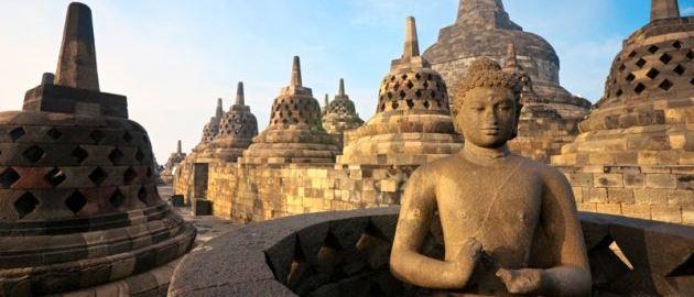 Indonezija-Borubudur tempelj
