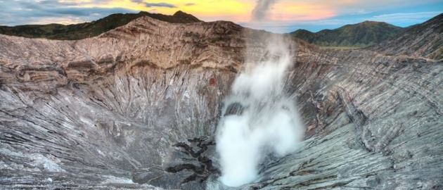 Indonezija-Vulkan Bromo