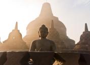 Indonezija-Tempelj Borobudur