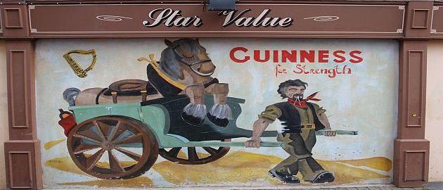Irska nagajivščina