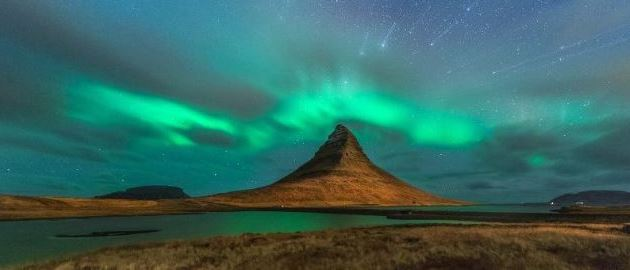 Islandija - Polarni sij
