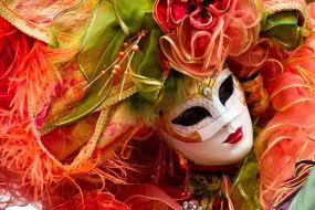 italija - Benetke, beneška maska