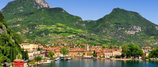 Riva di Garda-Italija