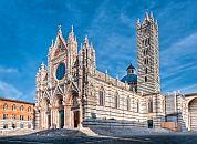 Siena katedrala-Italija