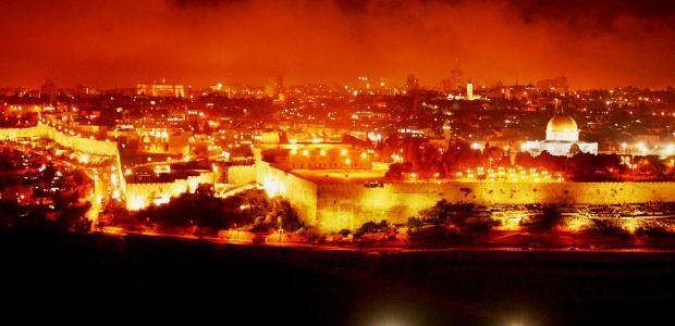 Izrael-Večerno mesto