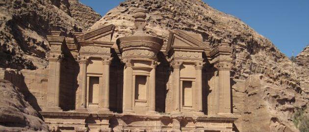 Sinaj in Jordanija