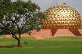 Južna Indija-Auroville