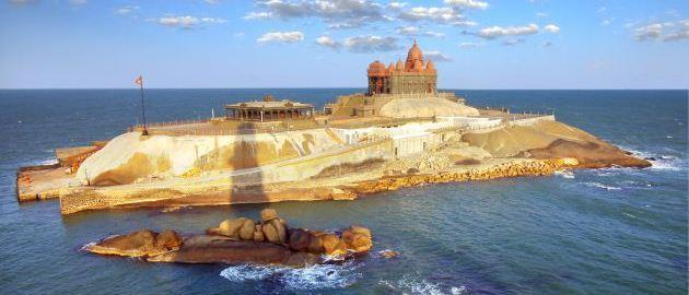 Južna Indija-Indija-Kanyakumari