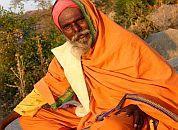 Južna Indija- Sveti mož