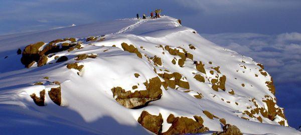 Kilimandžaro-Na vrhu-takm