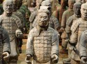 Kitajska - Xian, glineni vojščaki