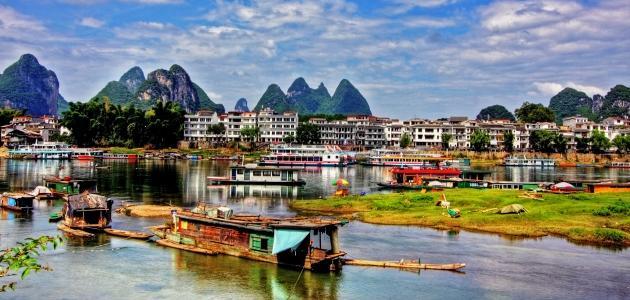 Kitajska-Yangshuo