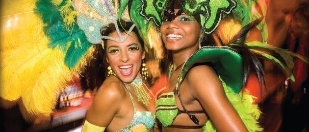 Kuba-Karneval v Santiagu