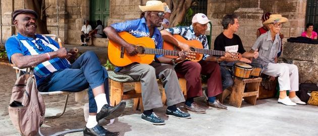 Kubanski glasbeniki