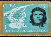 Kuba- Znamka Che