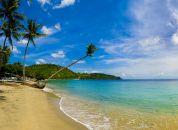 Indonezija - Lombok, plaža