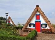 Madeira-Tradicionalne hiške