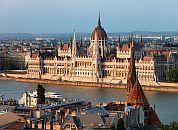 Madžarska-Parlament v Budimpešti