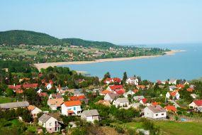 Madžarska-Blatno jezero