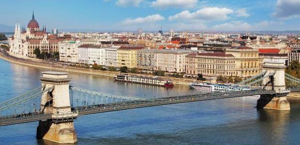 Budimpešta-Pogled na mesto