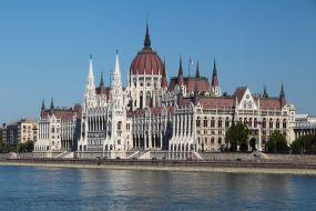 Madžarska- Budimpešta, parlament