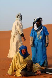 Maroko - Beduini