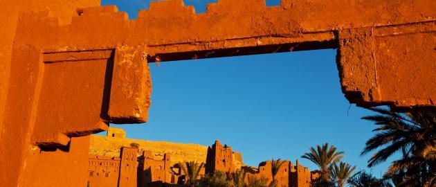 Maroko-Berberska naselbina