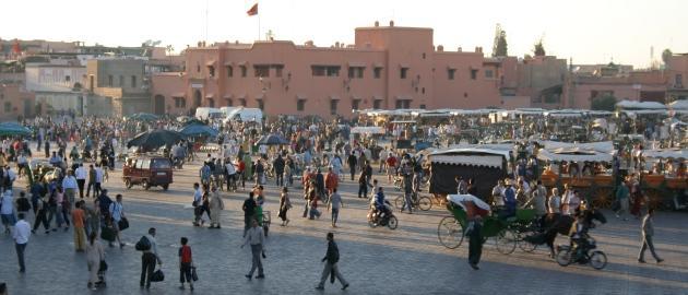 Maroko-Marakeš
