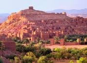 Maroko- Mesto- mark
