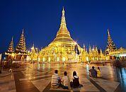 Myanmar-Svedagonska pagoda