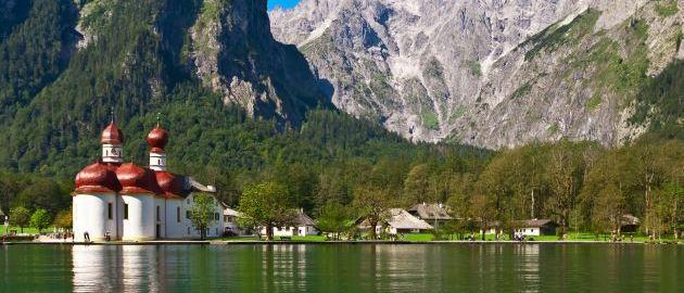 Berchtesgaden-samostan