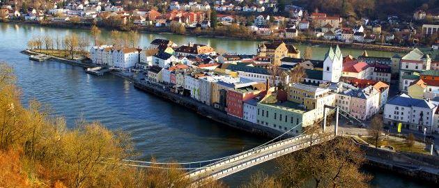 Passau-Nemčija