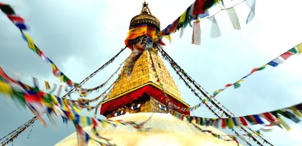 Nepal-Stupa Bodinath