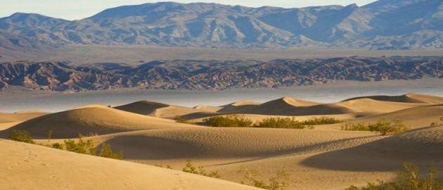 Oman, kjer je lepota doma-puščava
