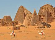Meroe-piramide