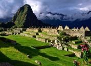Peru-Machu Pichu-pere