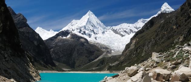 Peru-Cordiliera Blanca