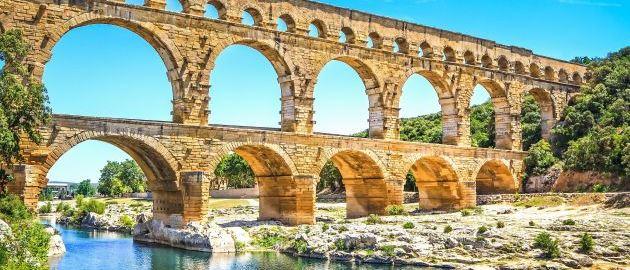 Francija - Provansa - Pont Du Gard
