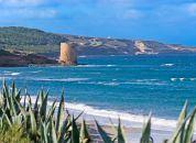 Sardinija- Stolp Abbacurrente