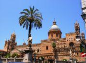 Sicilija-Palermo, katedrala