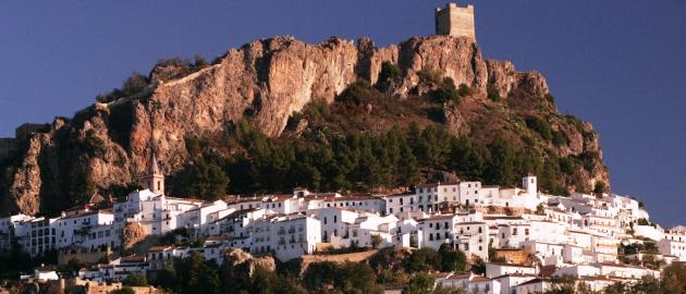 Španija-Andaluzija, belo mesto