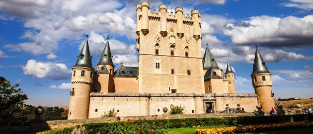 Španija-Grad Alkazar