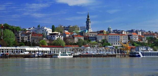 Pogled na Beograd