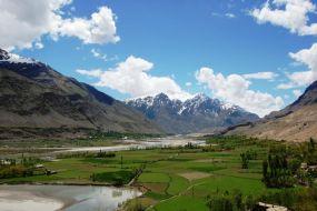 Tadžikistan-Bartang Valley