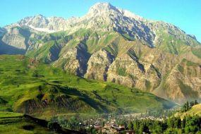 Tadzikistan-gorovje Fan