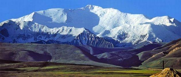 Tadžikistan in Pamir highway-pik-lenina