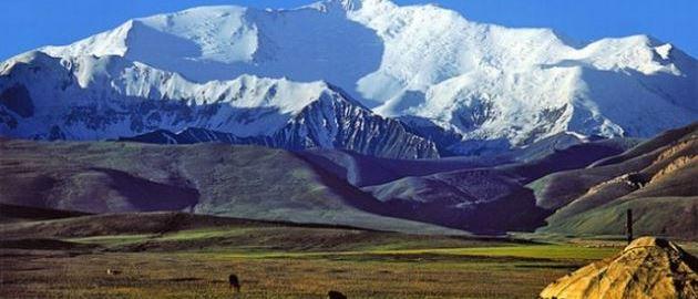 Tadžikistan - pik Lenina