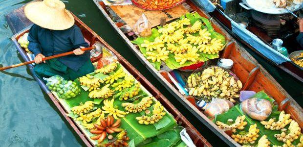 Tajska-Tržnica na vodi