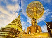 Tajska -Chang Mai buda