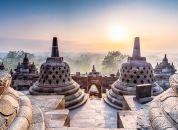 Indonezija - tempelj-Borobudur